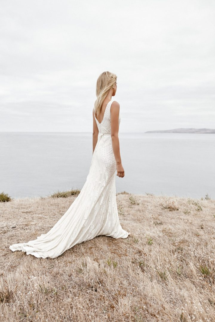 designer trouwjurk