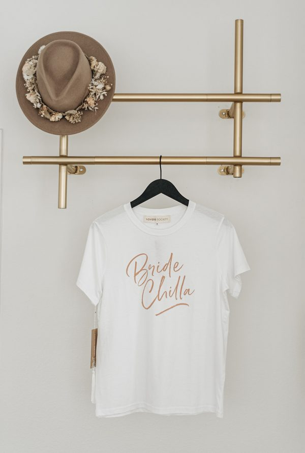 bridechilla t-shirt