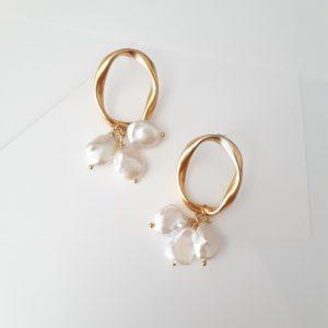 Maison Sabben Oui earrings