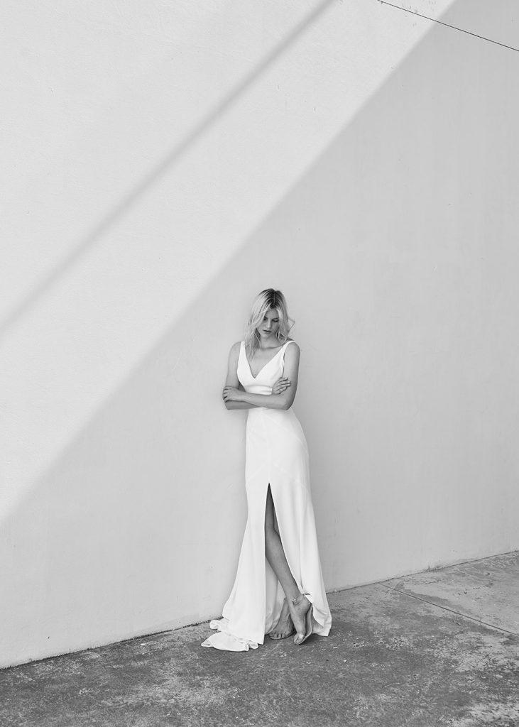 minimal bride