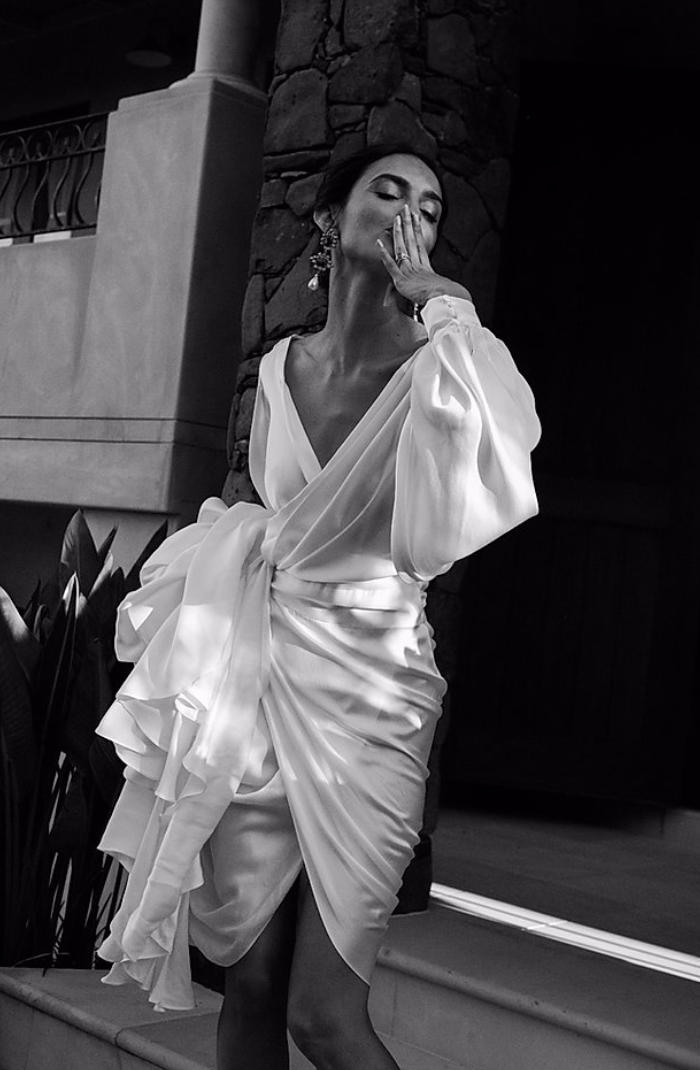 Luna Bea Bröllopsklänning