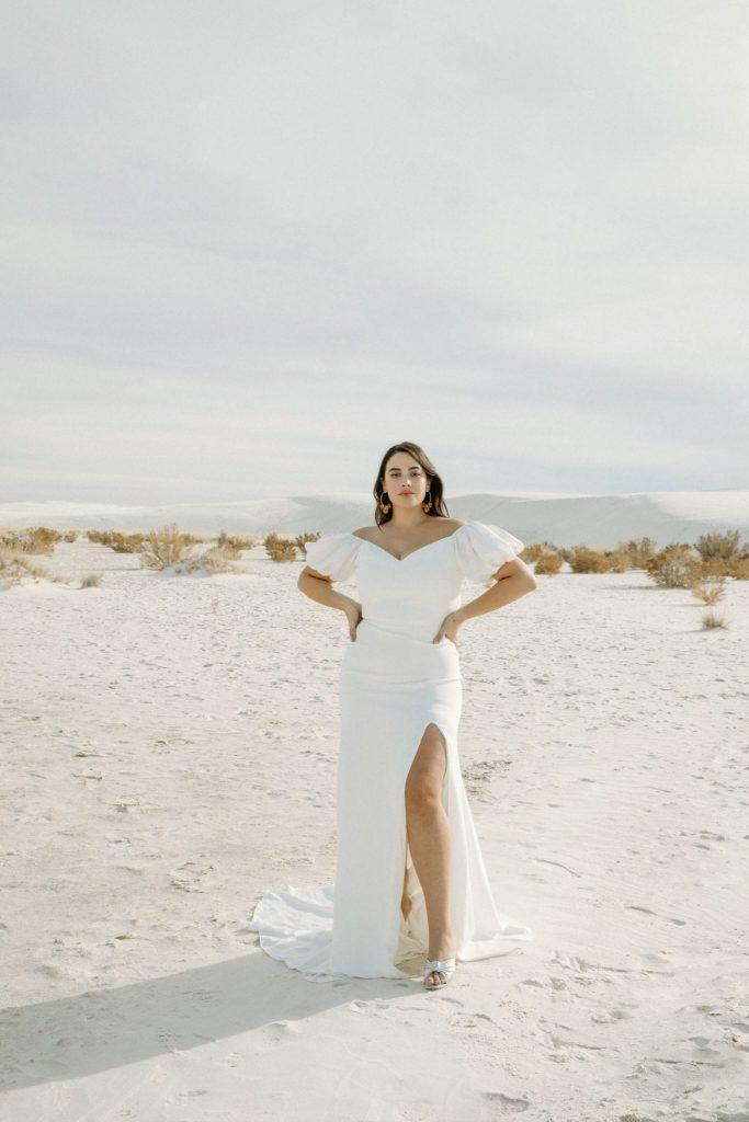 curvy bride alexandra grecco